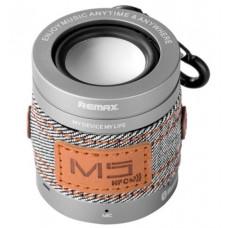 Портативная bluetooth колонка серая REMAX RB-M5