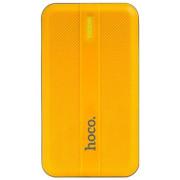 Внешний аккумулятор Power Bank золотой 7000 mAh Hoco B9