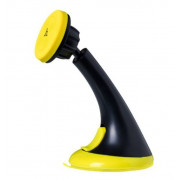 Автодержатель для телефона желтый Hoco CA7