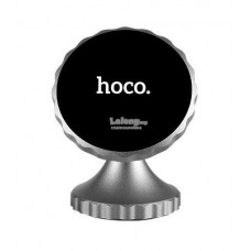 Автодержатель для телефона серебристый Hoco CA9