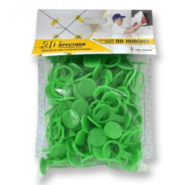 Система выравнивания плитки 3D крестики зажим 500 штук СВП PROFI K00006581