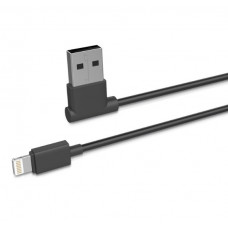 USB кабель iPhone 8 pin черный 1.2 м Hoco Shape Charging UPL11 L