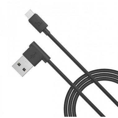 USB кабель microUSB черный 1.2 м Hoco UPM10