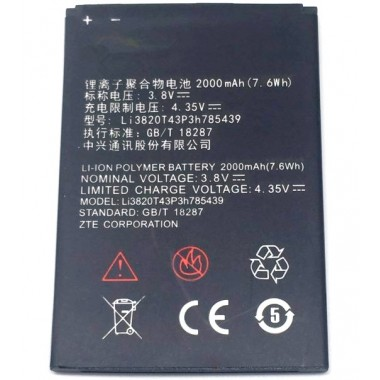 АКБ аккумуляторная батарея ZTE L3