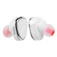 Гарнитура bluetooth белая Hoco Headset E7