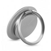 Держатель-кольцо серебристый для телефона Hoco PH1