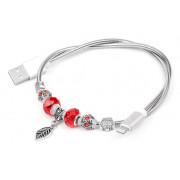 USB кабель стальной 0.5 м для iPhone 8 pin Hoco Pandora U7