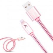 USB кабель розовый 2 м для iPhone Hoco UPL12