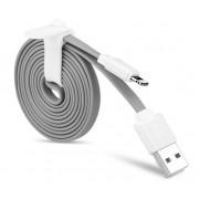 USB кабель серый 1.2 м для iPhone Hoco UPL18