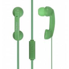 Гарнитура мобильная универсальная зеленая SmartBuy HELLO SBH-240