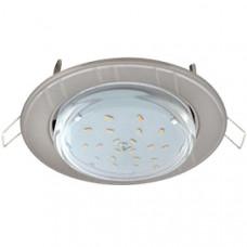 Светильник GX53 H4 6 полос хром 43х115 Ecola FС51H4ECB