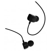 Наушники с гарнитурой черные Remax Crazy Robot In-ear Earphone RM-502
