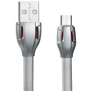 Кабель USB серебристый Type-c REMAX Laser RC-035a