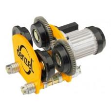 Каретка электрическая для тельфера T-1000 1 т 540 Вт DENZEL 52009