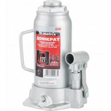Домкрат гидравлический бутылочный 12 т 230–465 мм MATRIX MASTER 50727