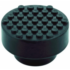 Опора резиновая для подкатного домкрата универсальная 51 мм MATRIX 50903