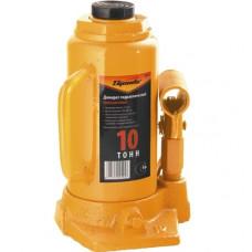 Домкрат гидравлический бутылочный 10 т 200-385 мм SPARTA 50325