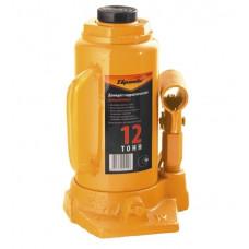 Домкрат гидравлический бутылочный 12 т 210-400 мм SPARTA 50326