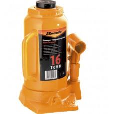 Домкрат гидравлический бутылочный 16 т 220-420 мм SPARTA 50327
