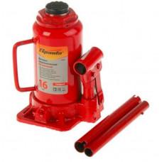 Домкрат гидравлический бутылочный 16 т 205-400 мм SPARTA Compact 50337