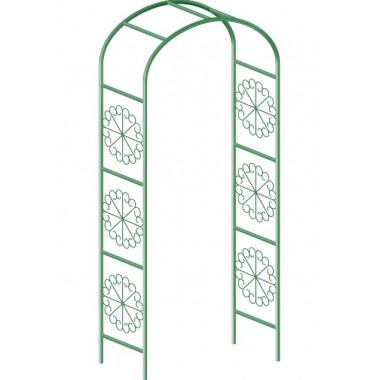 Арка садовая декоративная для вьющихся растений 228 х 130 см PALISAD 69121