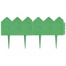 Бордюр 14 х 310 см зеленый PALISAD Кантри 65060