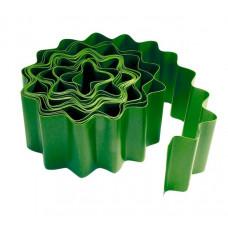 Бордюр садовый 10 х 900 см зелёный PALISAD 64480