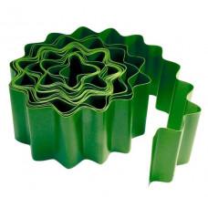 Бордюр садовый 15 х 900 см зелёный PALISAD 64481