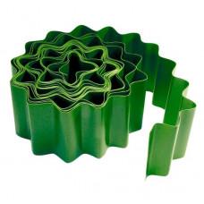Бордюр садовый 20 х 900 см зелёный PALISAD 64482