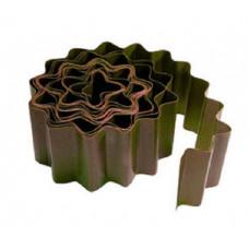 Бордюр садовый 15 х 900 см коричневый PALISAD 64484