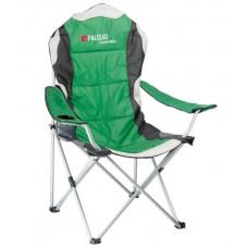 Кресло складное с подлокотниками и подстаканником 60х60х110х92 см PALISAD Camping 69592