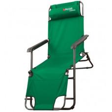Кресло-шезлонг двухпозиционное 156х60х82 см PALISAD Camping 69587