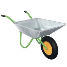 Тачка садовая грузоподъемность 100 кг объем 65 л PALISAD 689123