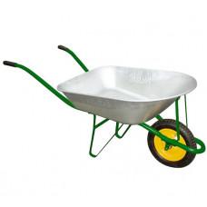 Тачка садовая грузоподъемность 160 кг объем 78 л PALISAD 68915