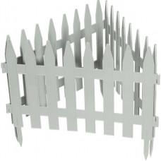 Забор декоративный 28 х 300 см белый PALISAD Рейка 65004