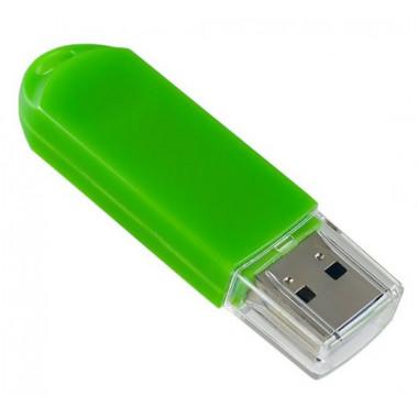 USB накопитель 8GB Perfeo C03 Green PF-C03G008