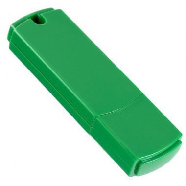 USB накопитель 8GB Perfeo C05 Green PF-C05G008