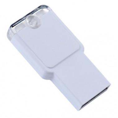 USB накопитель 8GB Perfeo M01 White PF-M01W008