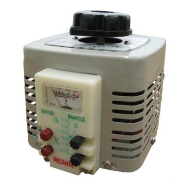 Автотрансформатор (ЛАТР) 0.5kVA Ресанта TDGC2-0.5K