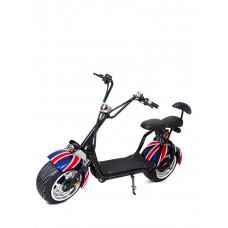 Электросамокат 1500 Вт 20 А/ч CityCoco Harley Monster