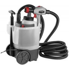 Краскопульт (краскораспылитель) электрический 0.8 л сопло 2.6 мм 750 Вт ЗУБР HVLP КПЭ-750