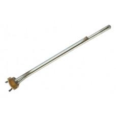 Элемент нагревательный RDT 1200 Вт нержавеющий радиаторный L-272 мм фланец гайка - резьба D-42 мм ИТА24067